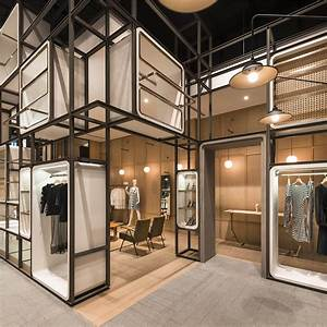 Lukstudio Presents New Concept  U2018modular Lilong U2019 For Fashion Designers In China