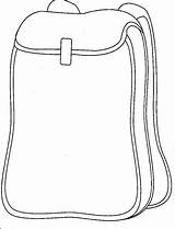 Backpack Coloring Pages Template Printable Bag Open Templates Sketch Maze Abc Station Getcoloringpages Dora sketch template