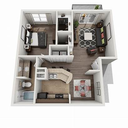 Bedroom Apartments Niche Antonio San Apartment Floor