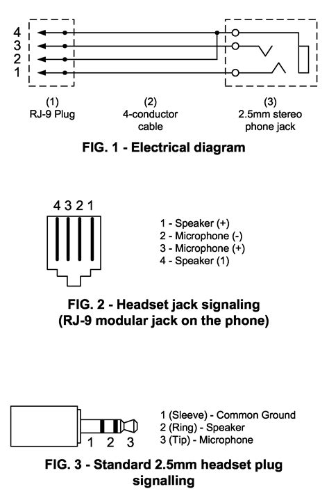 Patent Headset Adapter For Digital