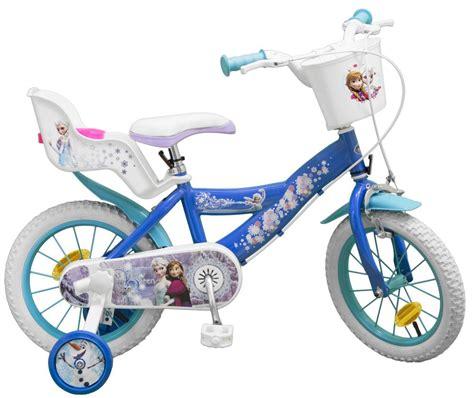 und elsa fahrrad kinderfahrrad disney frozen die eisk 246 nigin 14 zoll kinder
