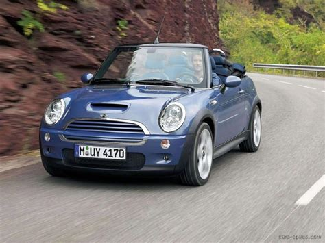 Mini Cooper Convertible Picture by 2005 Mini Cooper Convertible Specifications Pictures Prices