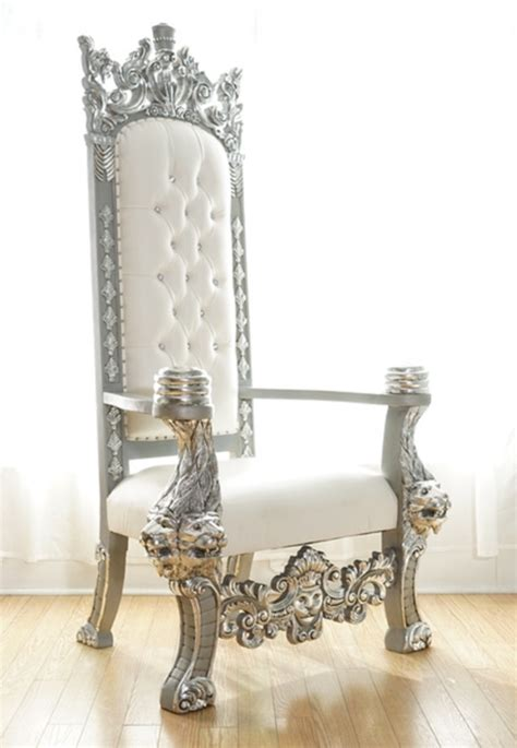 throne chairs luxe luxe rentals