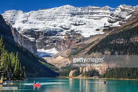 lake louise banff national park alberta canada high res