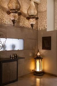 Abat Jour Salle De Bain : des salles de bain au style oriental floriane lemari ~ Melissatoandfro.com Idées de Décoration