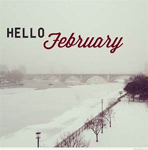 Goodbye february and hello march 2015