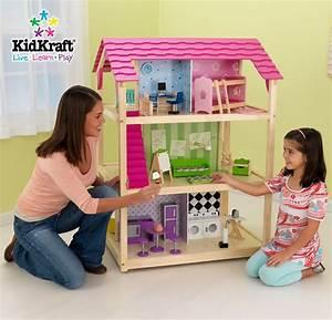 KidKraft So Chic Dollhouse Review Modern Spacious Fun