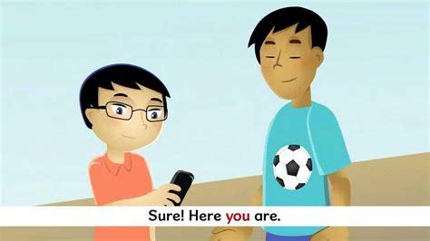 May I Borrow Your Phone? (singalong) Youtube