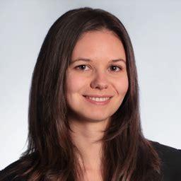 Dr Annemarie Lüdecke  Wissenschaftliche Mitarbeiterin