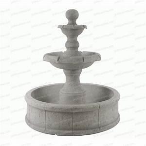Fontaine A Eau Exterieur : fontaine ext rieure en gr s 3 niveaux sujet fontaine ~ Dailycaller-alerts.com Idées de Décoration