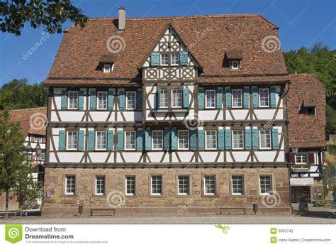 Mittelalterliches Haus Stockfotografie  Bild 3355742
