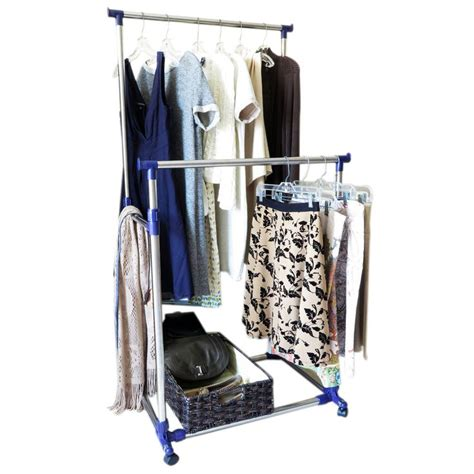 17 best ideas about heavy duty clothes rack on