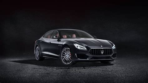 2017 Maserati Quattroporte Gts Gransport 4k Wallpaper