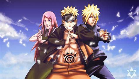 Kushina Naruto And Minato Together