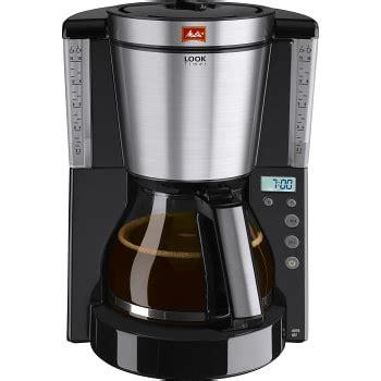 Kaffebryggare Look lV Timer Svart Melitta   Handla online från din lokala ICA-butik