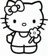 Girly Coloring Pages Kitty Hello Printable Flower Colouring Sheets E981 Clipart Sachen Disney Kawaii Colour Books Draw Info Easy Adults sketch template