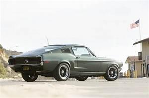 """The """"Bullitt"""" Mustang"""