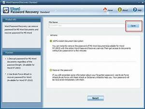 how to remove password from word 2010 document With word documents remove password
