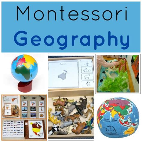 montessori geography methods activities and resources 201 | 110614Montessori Geography Lessons Button