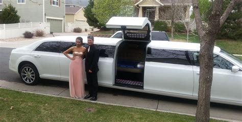 Limo For Homecoming by Prom Limo Denver Prom Homecoming Limo Rental Sunset Limo