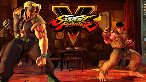 Street Fighter V Full Hd Papel De Parede And Background