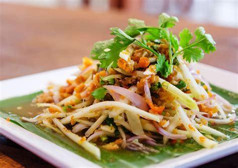 thai salad thai crab salad with creamy coconut lime dressing