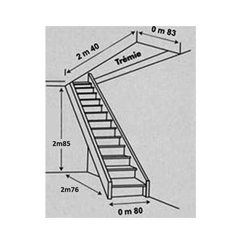 escalier escamotable dimension recherche beaux projets dimension escalier escalier
