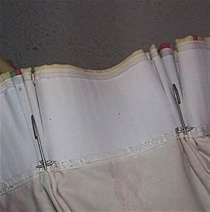 Rideau Avec Ruflette : tuto coudre des rideaux ~ Premium-room.com Idées de Décoration