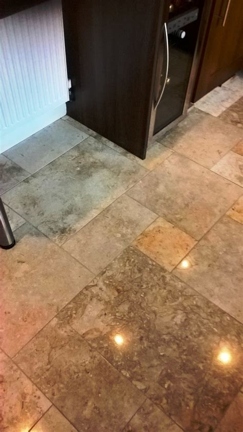 cleaning limestone floors kitchen restoring the appearance of a polished limestone tiled 5458