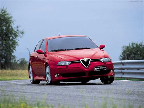 Alfa Romeo 156 Gta Exotic Car Pictures #030 Of 31 Diesel