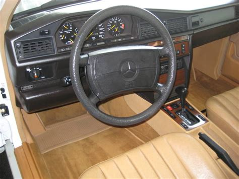 300 Kilometers Is How Many Mph by 1989 Mercedes 190e 2 6 With 49 000 Original
