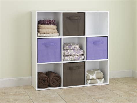 Closetmaid 9 Cube Storage - closetmaid cubeicals 9 cube organizer ebay