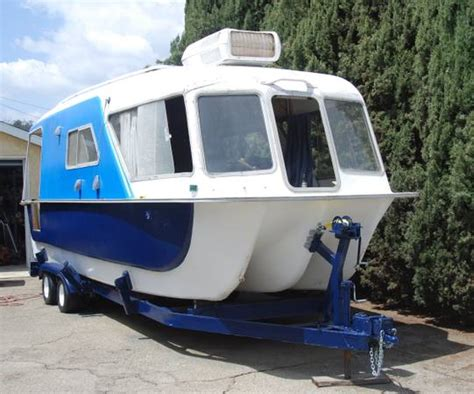 Cer Boat Combo by Combo Cruiser For Sale