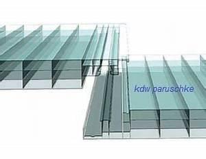 Polycarbonat Wellplatten 3 Mm : click stegplatten stecksystem 16 mm glashell mit eis effekt home ra ~ Orissabook.com Haus und Dekorationen