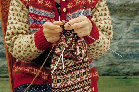 fair isle knitting crazy girl yarn shop tips from the knit doctor fair isle knitting