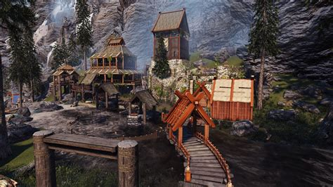 maple forest home and JKs riverfall cottage at Skyrim Special Edition Nexus - Mods and Community