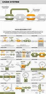 Chain System Powerpoint Charts