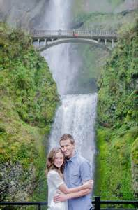 three wedding rings susanna and andrew s multnomah falls engagement session alexandra grace photography
