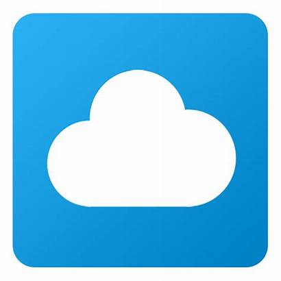 Icon Cloudapp Icons Flat Gradient Social Limav