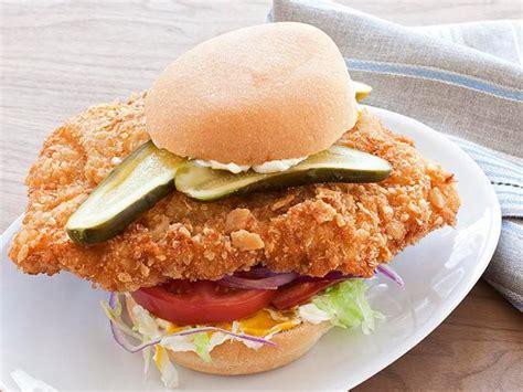 hoosier pork tenderloin sandwich recipe food network