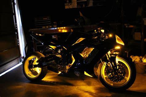 Sport Bike LED Light Kit - Multi Color LED Engine Kit