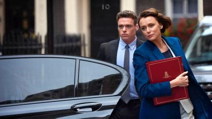 ITV boss says BBC ratings success with Bodyguard is a 'win ...