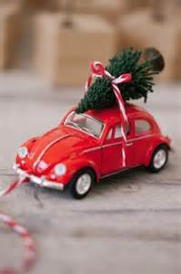 christmas trees and toy cars miniature cars and trees kid friendly decor