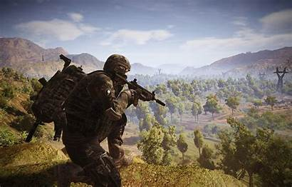 Ghost Recon Squad Gost Special Tactical Forces