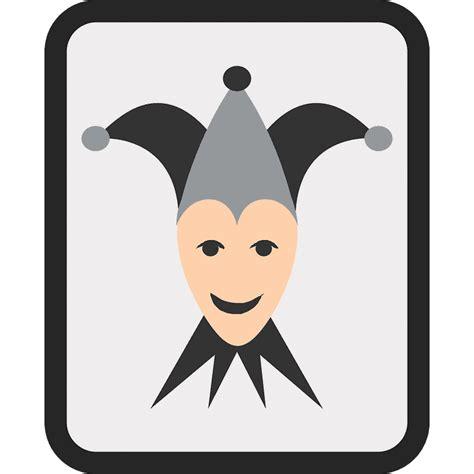 Creative bussines card debit card card game card joker new year card wedding invitation card. Joker emoji clipart. Free download transparent .PNG   Creazilla