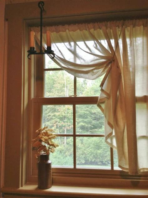 Bathroom Window Valances by Out The Bathroom Window Decor Bathr