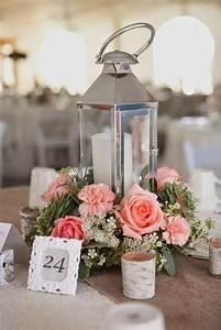Beautiful, Bridal, Lantern, Wedding, Centerpieces