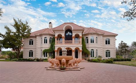 Opulent Mansions by Opulent 12 000 Square Foot Mansion In Land Tx