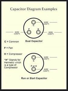 Dual Capacitor Wiring Diagram