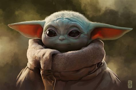 Pointy Ears Dark Eyes Star Wars Artwork The